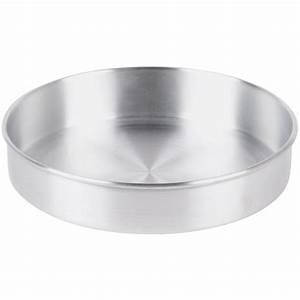 """12"""" x 2"""" Round Aluminum Cake Pan / Deep Dish Pizza Pan"""