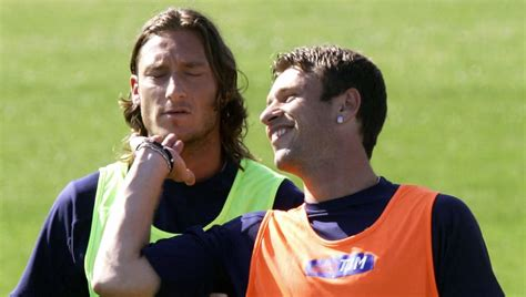 Roma Legend Francesco Totti Names the Best Teammate of His ...