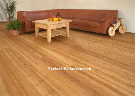 Bambusparkett Alternative Zum Holzboden by Parkett Bambus Products