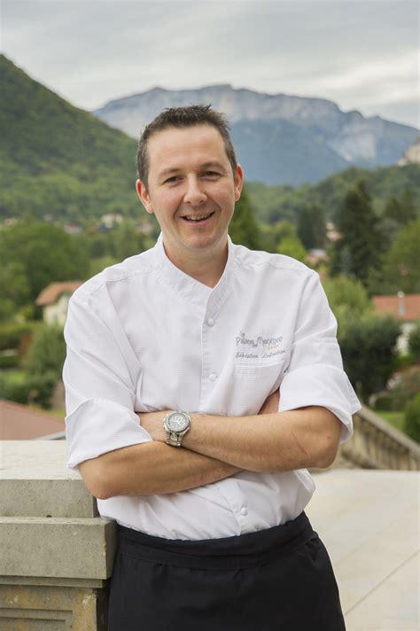 le chef cuisine le viu restaurant palace de menthon menthon st bernard