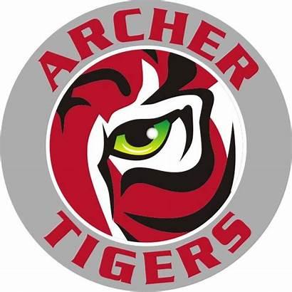 Archer Tigers Football Baseball Gwinnett Association Basketball