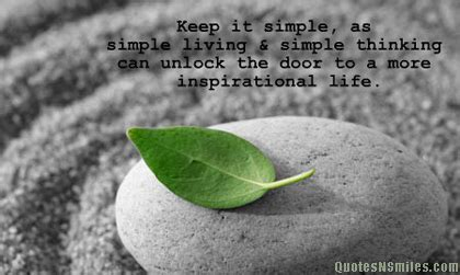 Stay low, stay quiet, keep it. Simple Life Quotes. QuotesGram