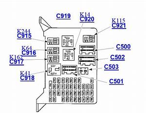 Ford Mondeo 2007 Wiring Diagram