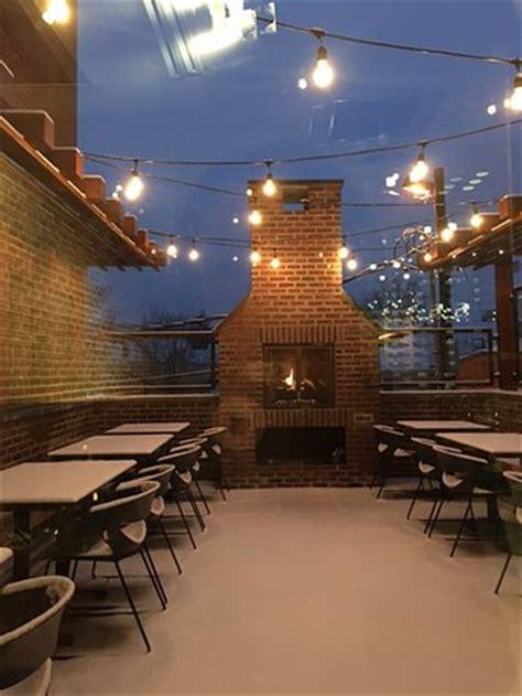 outdoor patio picture  town bar kitchen morristown tripadvisor