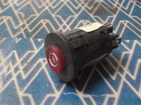 type   nos brake warning light clover nos parts