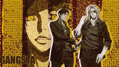 Anime Series Wallpaper - gangsta anime wallpapers for desktop wallpapersafari