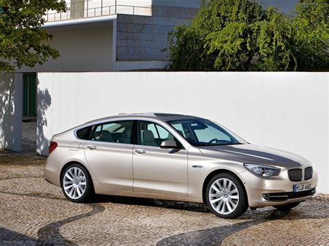 2018 Bmw 5 Series Gran Turismo Exotic Car Pictures 18 Of