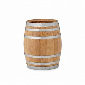RECLAIMED WHISKEY BARREL PLANTER recycled barrel