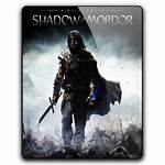 Shadow Mordor Icon Earth Middle Lord Bright