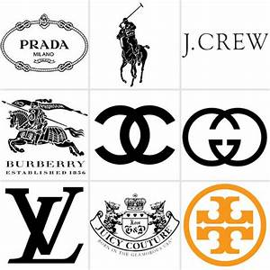 fashion labels logos style jeans With clothing brand logos with names