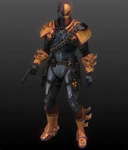 Injustice Gods Among Us - Deathstroke by MrGameboy20XX ...