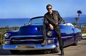 Johnny Hallyday Cadillac : vente aux ench res de la harley de johnny hallyday ~ Maxctalentgroup.com Avis de Voitures