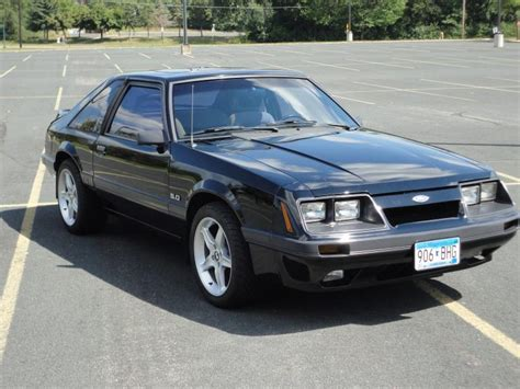 86 Mustang Gt 5sp For Sale
