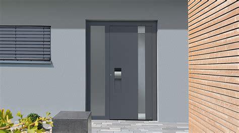 porte d entr 233 e aluminium serrurerie moderne creilloise