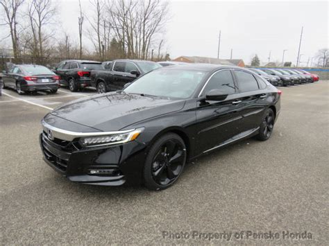 2018 Honda Accord 2 0t Touring by 2018 Used Honda Accord Sedan Touring 2 0t Automatic With