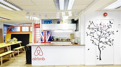 A Look Inside Airbnb?s New Offices in London   Officelovin'