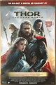 THOR 2 THE DARK WORLD DVD MOVIE POSTER 1 Sided ORIGINAL ...