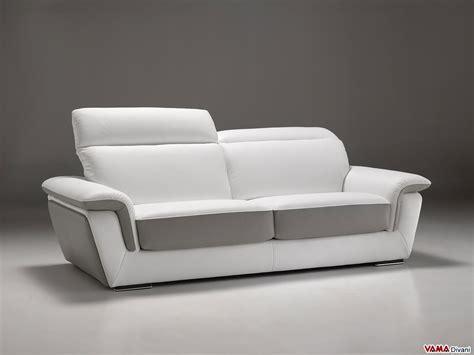 Divano Moderno In Pelle Di Design Anche In Versione Angolare