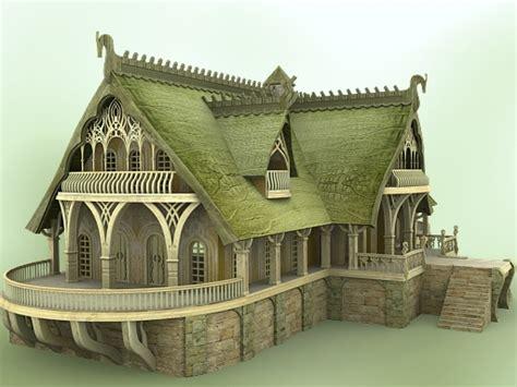 elven village inn  ev ds  models chikako