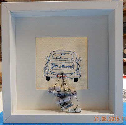geldgeschenk  married auto zur hochzeit geldgeschenk