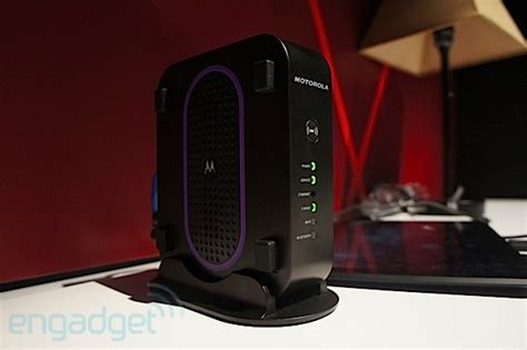 Motorola Connected Home Gateway Tour (video