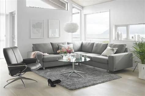 modernes lounge sofa in u form stressless e200 zu