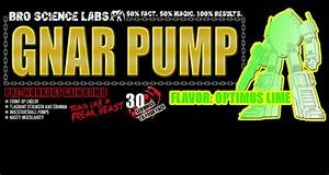 Gnar Pump Pre Workout Reviews