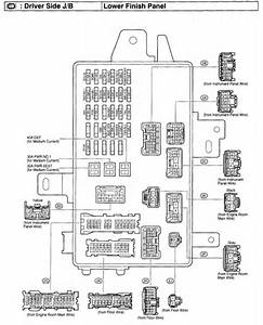 Replace Alternator Fuse Toyota Camry