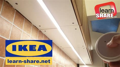 ikea kitchen lighting omlopp how to install counterto