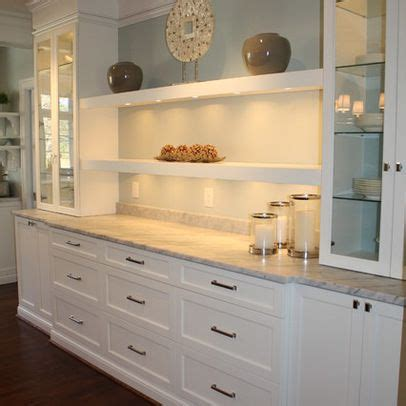 Dining Room Cupboard Ideas by Built In Buffet Design Ideas Pictures Remodel And Decor