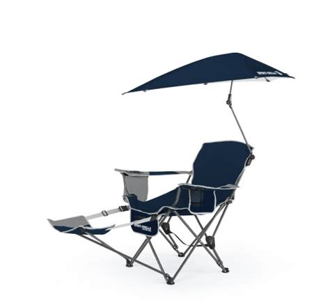 Sportline Fold Reclining Chair With Footrest by Folding Cing Chair With Footrest