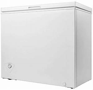 Midea Mrc070s0aww Chest Freezer  7 0 Cubic Feet  White