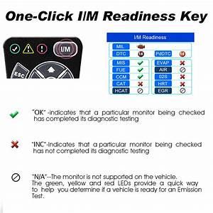 Autel Al519 Obd2 Vehicles Check Engine Code Reader Scanner