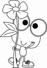 Coloring Frog Pages Flower Holding Printable Animal Spring Familyfriendlywork Rocks Blogx Info Colouring Adults Frogs Adult Open Olphreunion sketch template