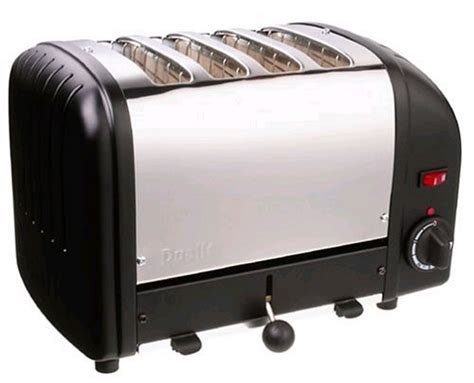 refurbished dualit toaster kitchen cooking cooking toasters archives buy