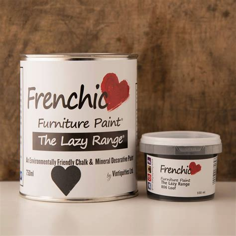 shabby chic furniture wax frenchic chalk paint lazy range inc new colours furniture paint no wax needed 100ml pot shabby