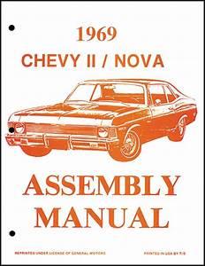 1969 Chevrolet Nova Parts