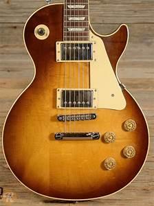 Gibson Les Paul Standard 1987 Sunburst Price Guide
