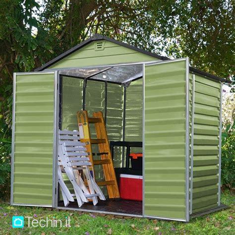 casette pvc da giardino casette giardino prezzi casette in policarbonato casette