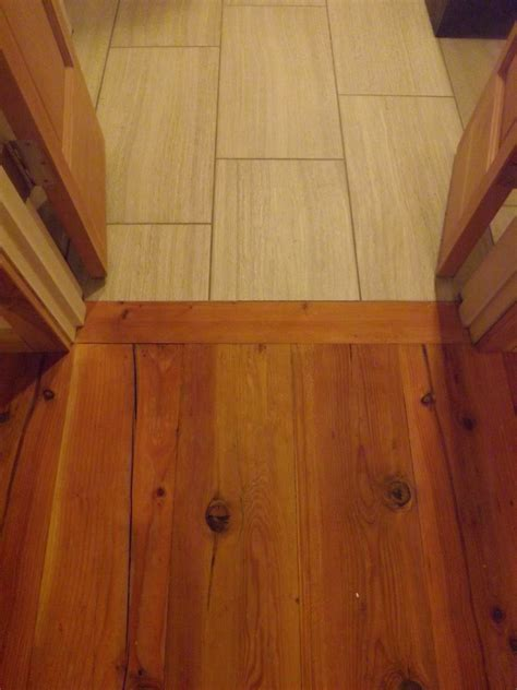 hardwood flooring transitions tile to wood floor transition transition from bedroom wood floors to porcelain bathroom floors