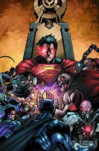 Injustice: Gods Among Us Gets A Comic Prequel I Talking Comics