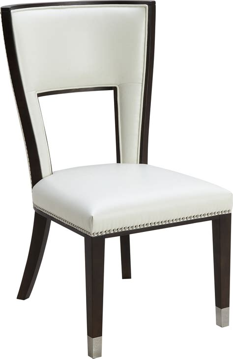 naples ivory dining chair 80606 sunpan modern home