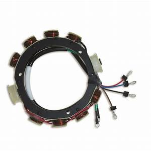 Stator For Yamaha 4 Cylinder Outboard 115 130 Hp 1984