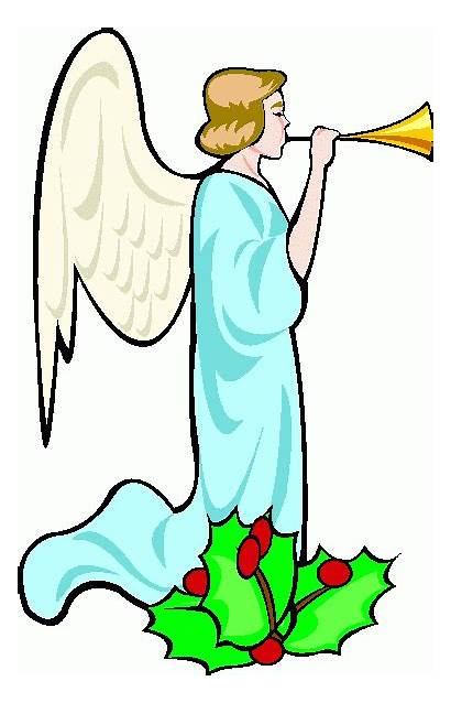 Angel Clipart Clip Christmas Angels Cliparts Angell
