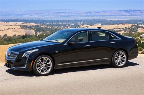 Driving A 2018 Cadillac Ct6 With A Full