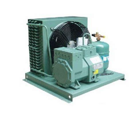 compresseur chambre froide condensation de compresseur de bitzer chambre froide