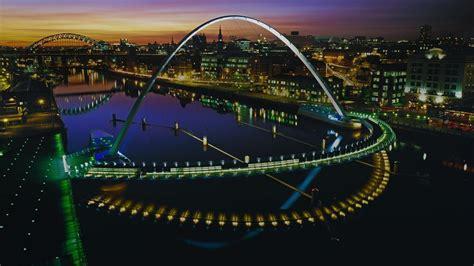 Gateshead Millennium Bridge Bing Wallpaper Download
