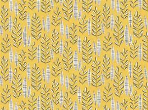 Le Papier Peint Jaune : un papier peint vintage pour une touche r tro chic elle ~ Zukunftsfamilie.com Idées de Décoration