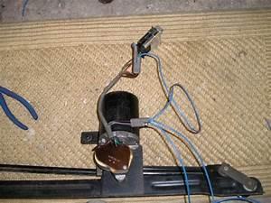 Escort Wiper Motor