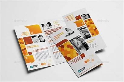 Template Brochure Health Insurance Tri Fold Templates
